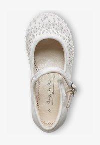 Next - Ballerina's met enkelbandjes - off-white - 0