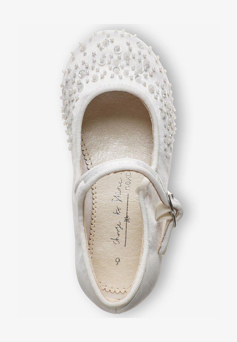 Next - Ballerina's met enkelbandjes - off-white