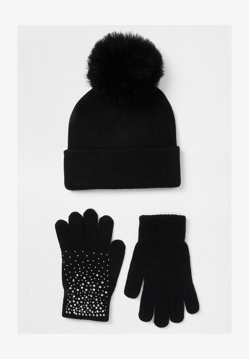 River Island - Gloves - black