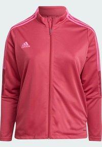 adidas Performance - TIRO  - Training jacket - pink - 9