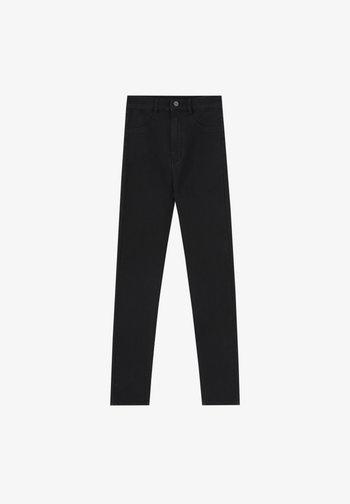 Jeans Skinny Fit - mottled black