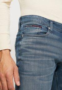 Tommy Jeans - SCANTON SLIM - Slim fit -farkut - blue denim - 5