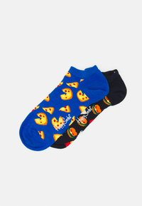 Happy Socks - JUNK FOOD LOW SOCK UNISEX 2 PACK - Socks - multi - 0