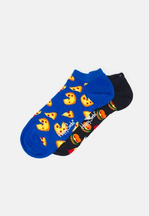 JUNK FOOD LOW SOCK UNISEX 2 PACK - Socks - multi