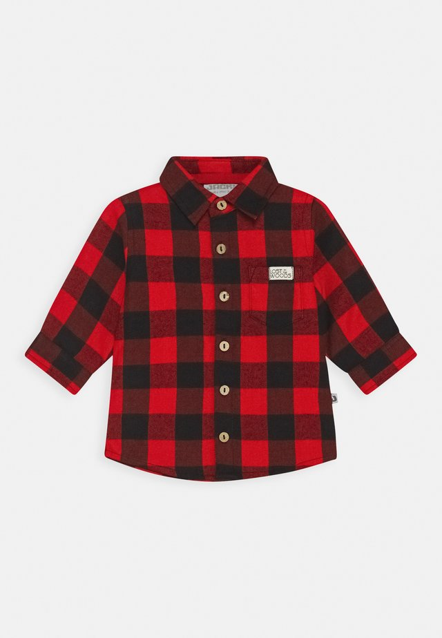 LUMBERJACK - Overhemd - rot