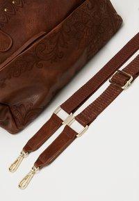 Desigual - BOLS MARTINI SAFI - Handbag - brown - 3