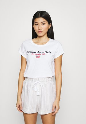 LOS ANGELES DESTINATION - Print T-shirt - white