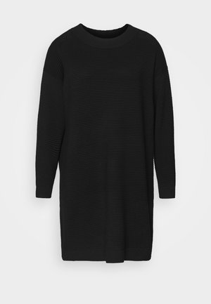 KCBELL - Jumper dress - black deep