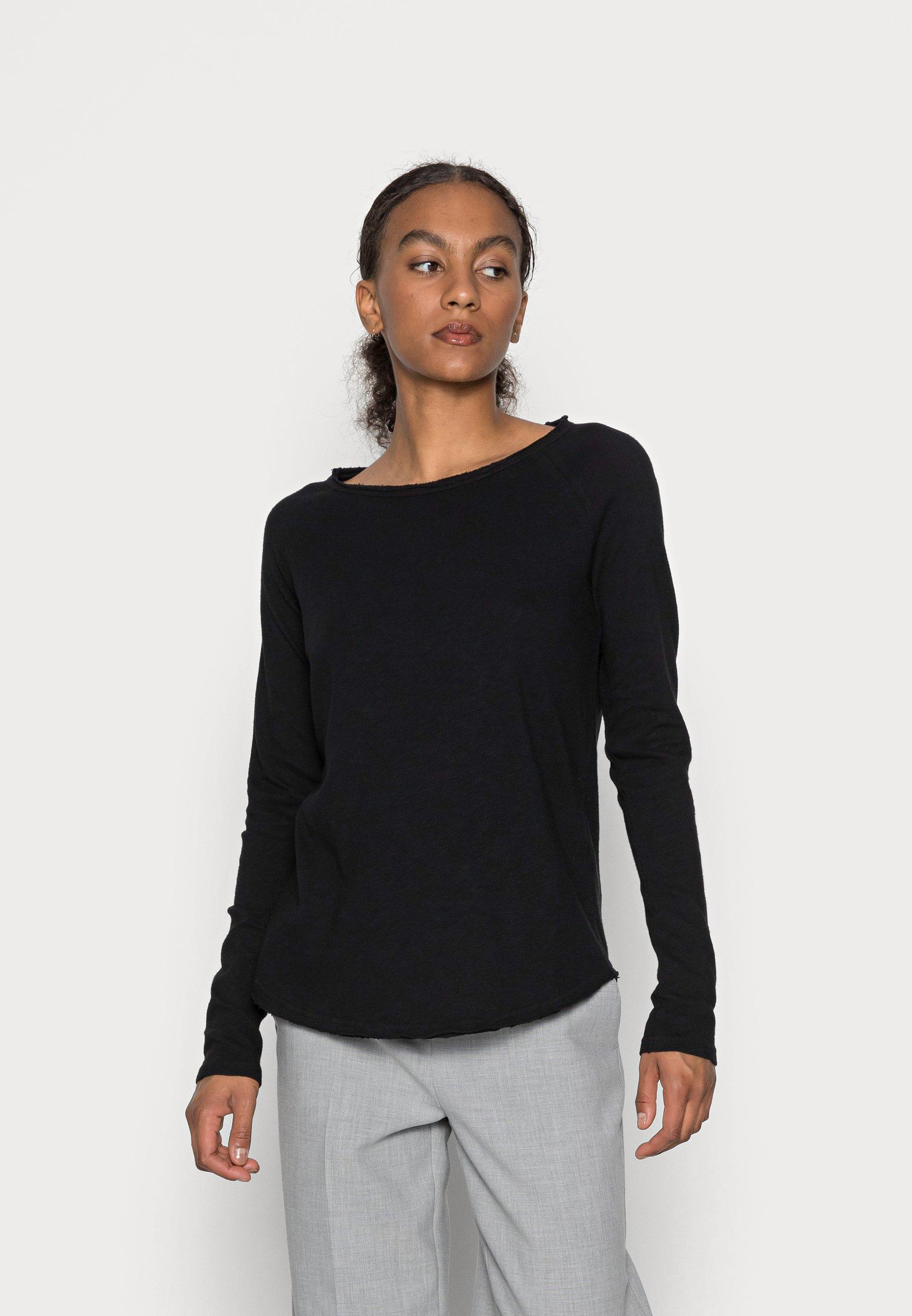 Women ORGANIC HEAVY LONGSLEEVE - Long sleeved top