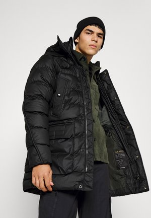 WHISTLER - Winter coat - black