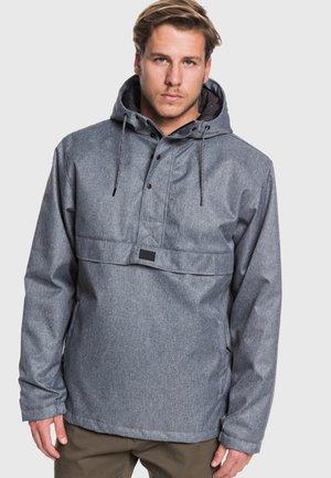 TAZAWA - Regenjacke / wasserabweisende Jacke - medium grey heather