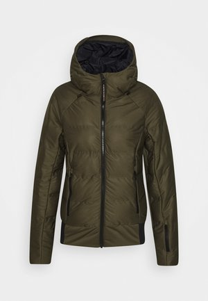 FIRECROWN WOMEN SNOWJACKET - Snowboardová bunda - sprout