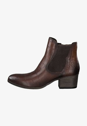 Ankle boots - muscat croco 393