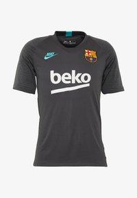 Nike Performance - FC BARCELONA - Klubové oblečení - smoke grey/dark grey - 3