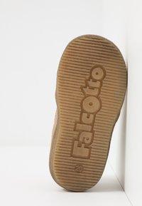 Falcotto - CONTE - Zapatos de bebé - gold - 5