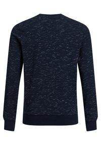WE Fashion - MET TEKSTOPDRUK - Langærmede T-shirts - dark blue - 3