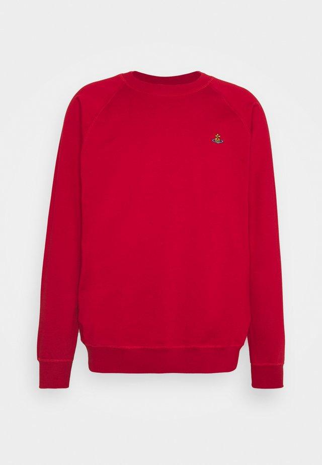RAGLAN UNISEX - Sweater - jalapeno