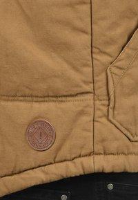 Solid - FERDI - Waistcoat - brown - 3