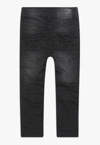 Staccato - KID - Jeans Skinny Fit - black denim - 1