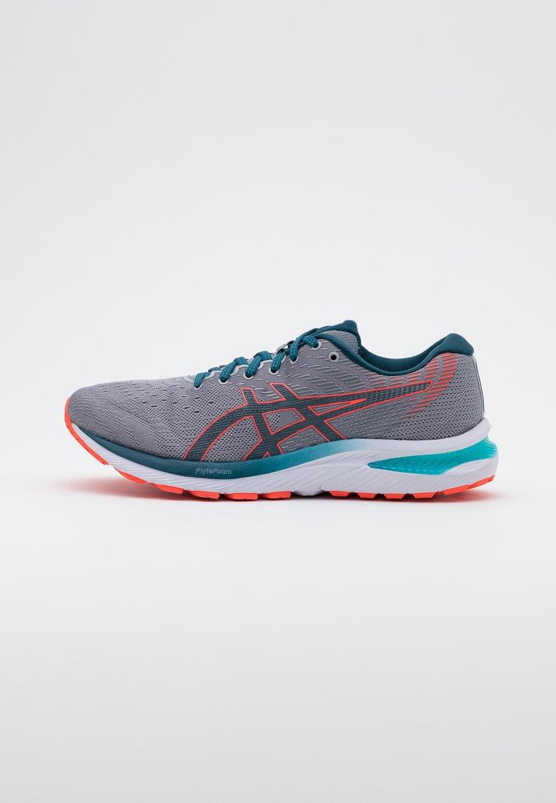 ASICS - GEL CUMULUS 22 - Neutral running shoes - piedmont grey/magnetic blue