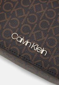 Calvin Klein - CAMERA BAG - Across body bag - brown - 3