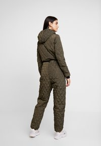 Noisy May - Overall / Jumpsuit /Buksedragter - winter moss - 2