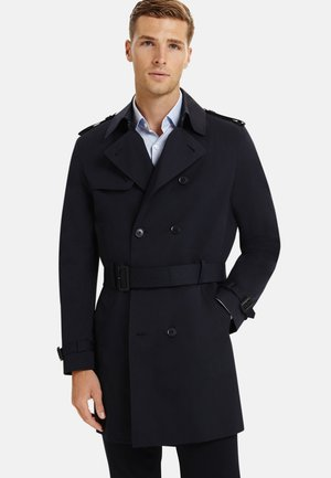 MURRAY - Trenchcoat - navy