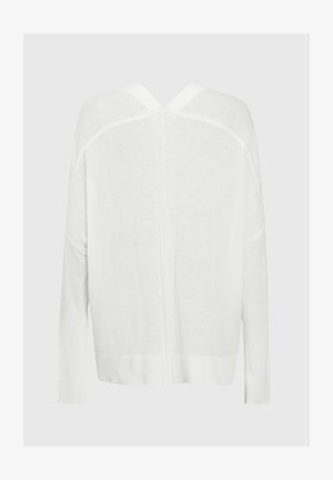 RONNIE - Cardigan - white