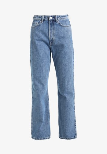 ROWE - Straight leg jeans - sky blue