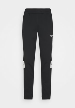 LINEAR PANT - Pantalon de survêtement - black