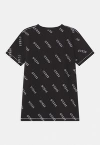 Guess - JUNIOR - Print T-shirt - jet black - 1