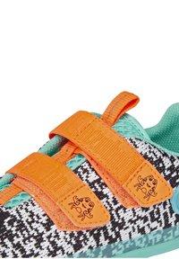 Affenzahn - KRABBE - Touch-strap shoes - schwarz - 6