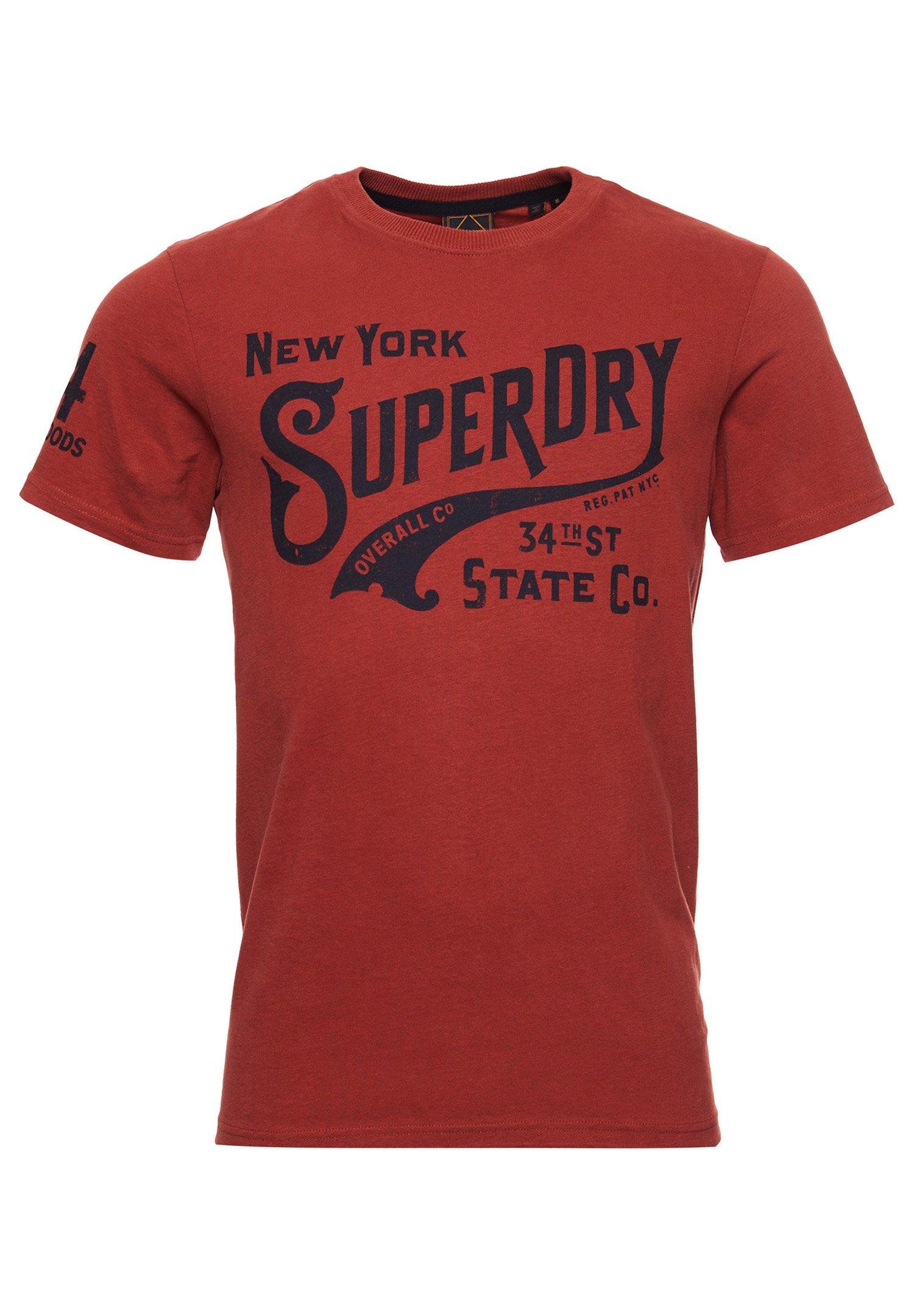 Men SCRIPT - Print T-shirt