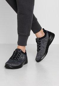 Skechers - DYNAMIGHT 2.0 - Slipper - black/charcoal - 0