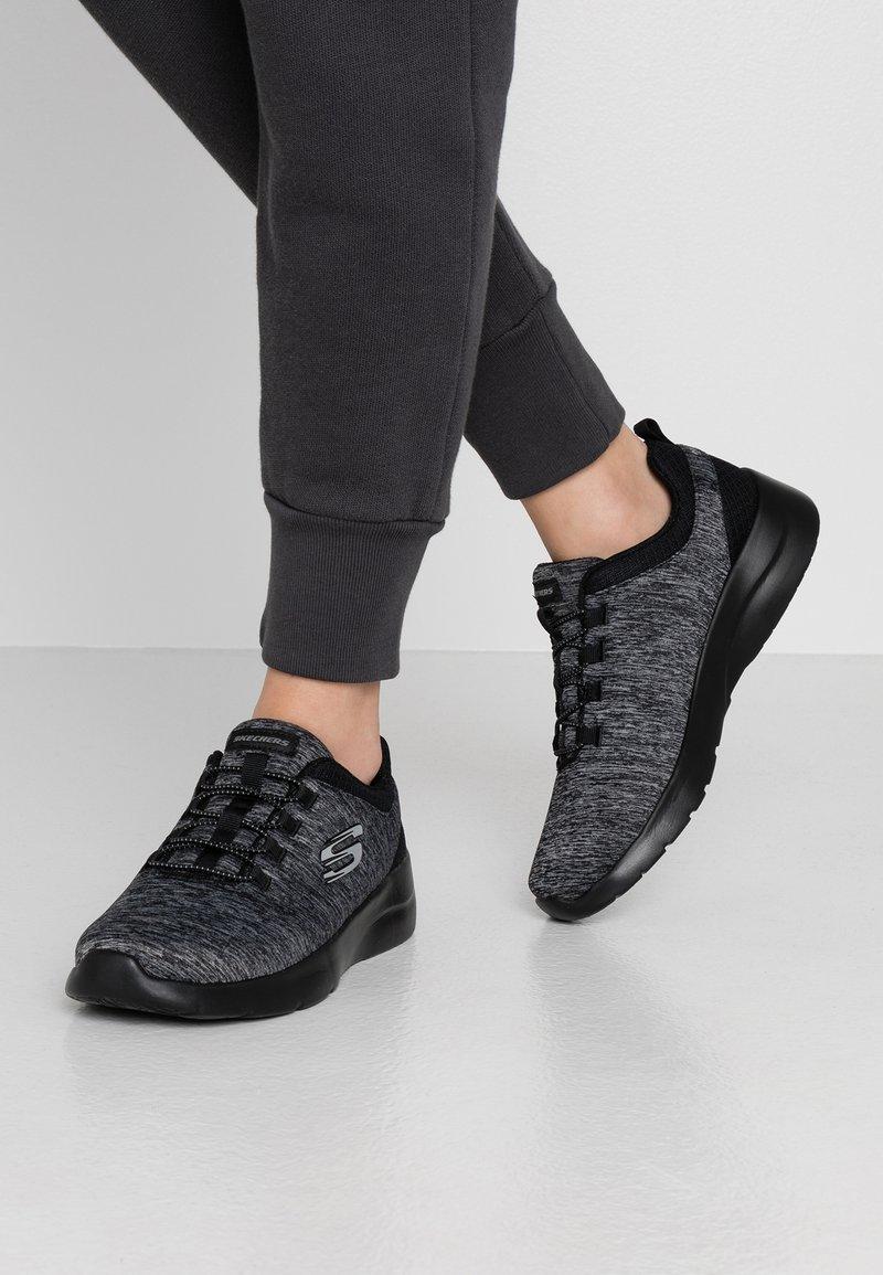 Skechers - DYNAMIGHT 2.0 - Slipper - black/charcoal