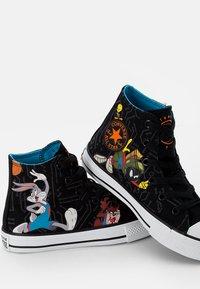 Converse - CHUCK TAYLORAS YOUTHSPACE JAM - Zapatillas altas - white - 5