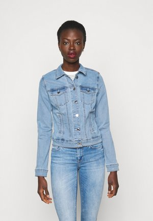 VMHOT SOYA JACKET - Jeansjakke - light blue denim
