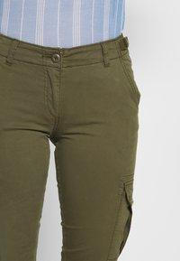 Napapijri - MARIN - Pantalon classique - green way - 4