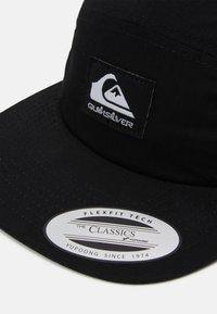 Quiksilver - CAMP STACKER HATS  - Cap - black - 3
