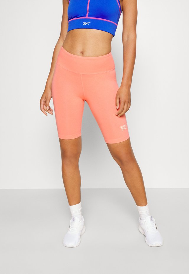 RI SL FITTED SHORT - Medias - twisted coral