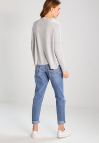 ONLY - ONLKLEO  - Jumper - light grey melange - 2