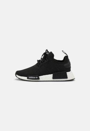 UNISEX - Sneakersy niskie - black/white