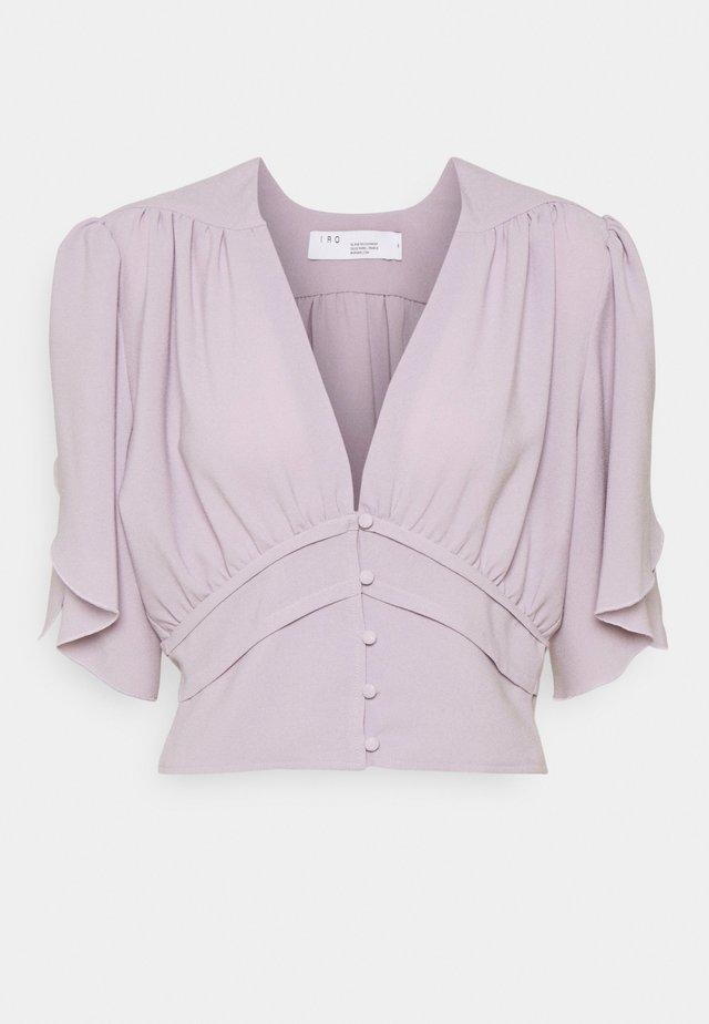 CHITAKA - T-shirt basique - glycine