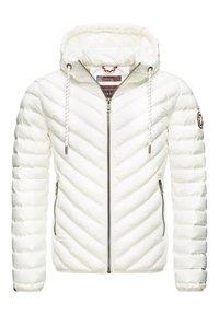 Navahoo - FEY-TUN - Winter jacket - weiß - 0