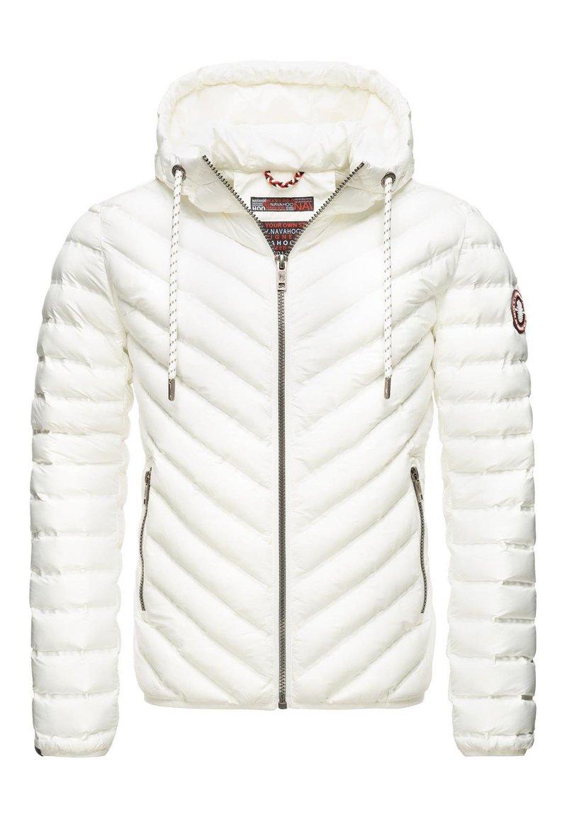 Navahoo - FEY-TUN - Winter jacket - weiß