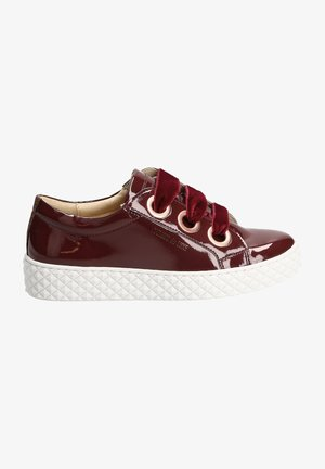 ACTON - Trainers - rot