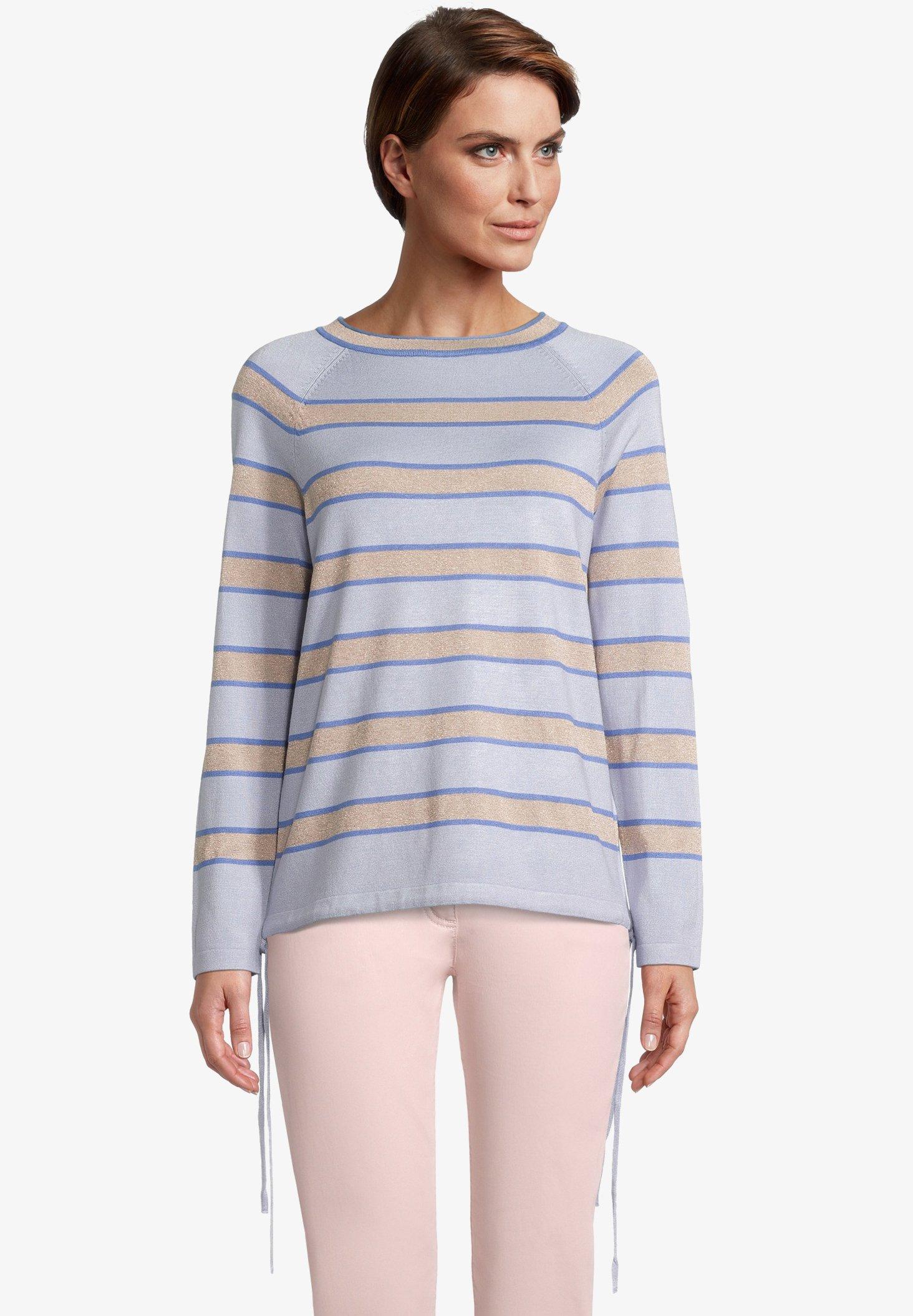 Femme MIT RINGEL - Pullover