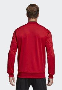 adidas Performance - CONDIVO 18 TRACK TOP - Training jacket - power red/black/white - 2