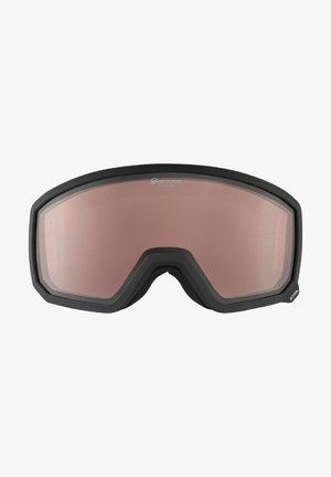 SCARABEO QH - Masque de ski - black