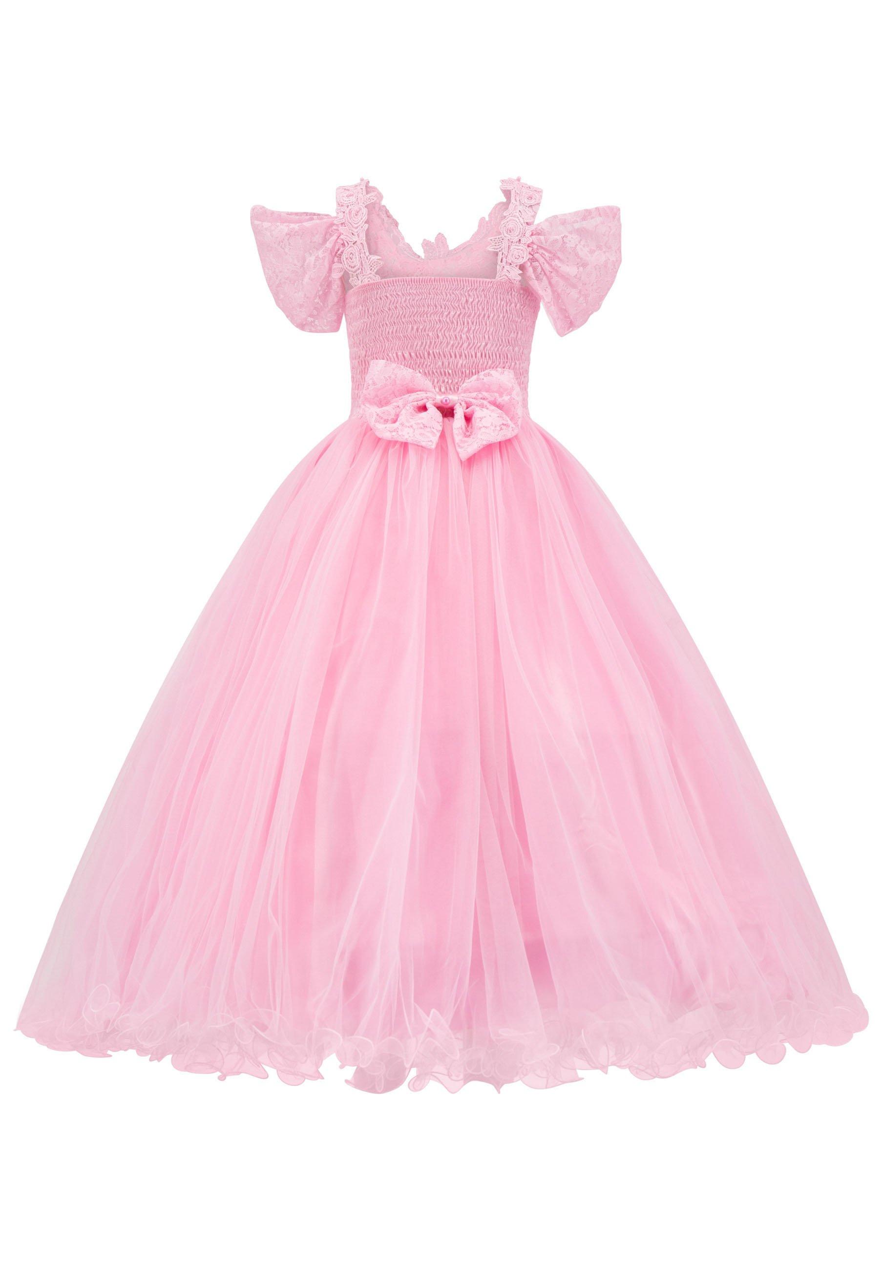 Kinder Prinzessinnen mit Reif - Cocktailkleid/festliches Kleid
